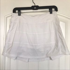 Lululemon Pace Rival Skirt 6tall